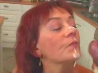 Milf Facial Compilation film
