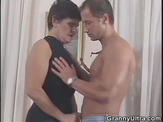 Granny Wants Some alluring Time